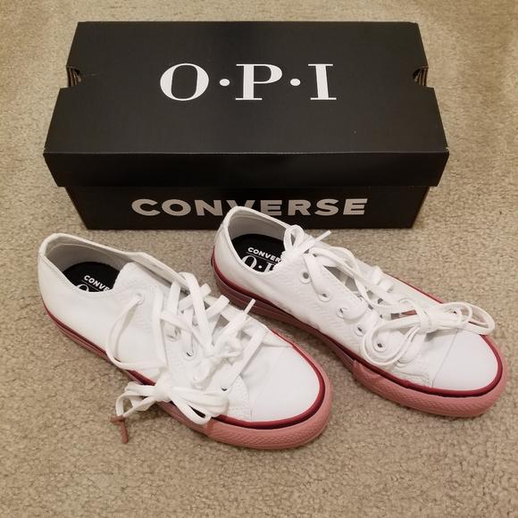 Converse Shoes | Converse X Opi Chuck